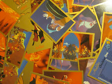 SkyBox 1995 Disney Aladdin Collector Common Trading Cards