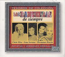 Las Rancheras de Siempre Chelo Silva,Irma Serrano,Hermanas Huerta 3CD New Nuevo