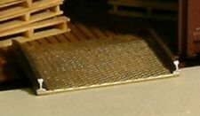 HO Scale Loading Dock Ramp for Model Railroad Hobby by Century Foundry (2186)