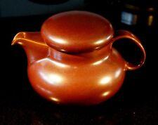 Beautiful Retro 1970's Thomas / Rosenthal Germany Stoneware Teapot