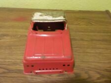 vintage tonka ford pickup truck cab 1958-59 for parts