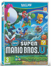 New Super Mario Bros. U (Nintendo Wii U, 2012)