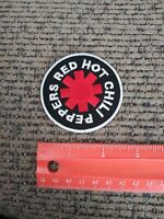 Red Hot Chili Peppers Rock Band Sew or Iron on Patch NEW