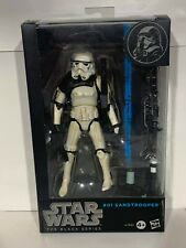 "Star Wars - The Black Series (6"") - Sandtrooper #01"