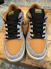 Nike SB Dunk Low Safari Size 14