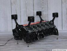 Coffee Table Mercedes S600 V12 Motor Car Engine Rare Handmade Furniture