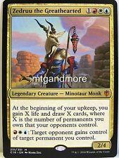 Magic commander 2016-zedruu the greathearted