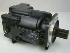 Sauer Danfoss Axial Piston Hydraulic Motor 174 Shaft R90m100nc0n8n0f1