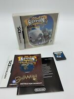 Rayman Raving Rabbids 2 DS Nintendo DS Game DSi DSi XL 3DS 2DS XL
