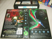 SPAWN: Director's Cut (1997) - RARE Australian Roadshow VHS Issue - Cult Horror!