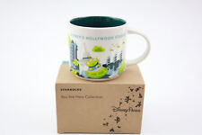 Disney Parks Starbucks You Are Here Hollywood Studios Coffee Mug 3rd Alien New