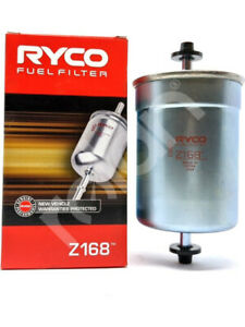 Ryco Fuel Filter FOR HOLDEN COMMODORE VK (Z168)