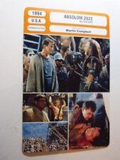 FICHE CINEMA ,ABSOLOM 2022, MARTIN CAMPBELL, 1994, R.LIOTTA, L.henriksen
