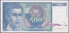 TWN - YUGOSLAVIA 106 - 500 Din. 1/3/1990 UNC Pref. AN