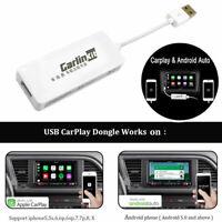 Smart Car Link Dongle USB Navigation Player Plug Play For Apple CarPlay Android