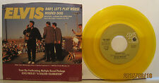 "Elvis Presley ""Baby, Let's Play House"" rare LIVE 1956 - RCA 45rpm w/ PS store st"