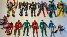 Power Rangers Mystic Force Action Figure Mixed Lot Loose Bandai 2006