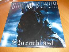 "DIMMU BORGIR ""Stormblast""  Limited LP & Bonus 7"" Single 2005 - NEU & OVP/Sealed"
