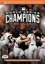 MLB: 2014 World Series Champions (DVD, 2014) + bonus photo San Francisco Giants