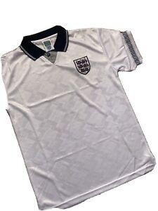 england score draw Retro Shirt Size Extra Large Mens Brand New