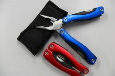 Pince Multifonction Couteau Pince Scie Etui Camping Chasse Peche Bivouac Scout