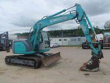 Kobelco SK1155-1ES, SK135RLC-1ES, SK135SRL-1ES - Escavatore Workshop Manuali