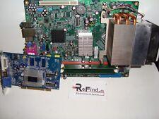 SCHEDA MADRE NEC POWER MATE ML 460 INTEL E4600 2GB RAM DDR2 + PCI 128 SOCKET 775