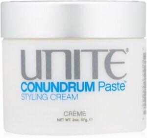 Conundrum Paste Styling Cream by Unite, 2 oz