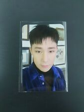 "KPOP INFINITE SUNGKYU CONCERT ""SHINE ENCORE"" OFFICIAL LIMITED PHOTOCARD"