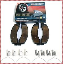 CERAMIC FRONT BRAKE PADS FOR FORD EXCURSION 2000 - 2005 2001 2002 2003 2004