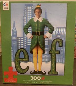 Ceaco ELF SON OF A NUTCRACKER 300 Piece Jigsaw Puzzle ~ Oversized Pieces