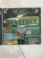 Aztech New Media Corp Strategy Games Collection PC CD-ROM Vintage Computer DOS