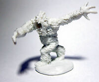 1 x YETI WARRIOR 149 - BONES REAPER figurine miniature rpg sasquatch 77435