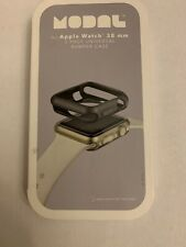 Modal Bumper Case for Apple Watch 42mm Space Gray
