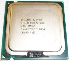 CPU PROCESSORE INTEL CORE DUO 2 QUAD Q9400 SK 775 2.66GHz /6M/ 1333MHz SLB6B 64B