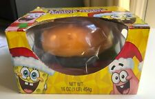 SpongeBob SquarePants 1 Pounder Giant Krabby Patty Gummy Candy Rare! Free Ship!