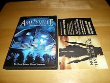 Amityville 6: It's About Time (DVD, 2005) Ultra Rare/OOP! 1992 Horror Film; Mint