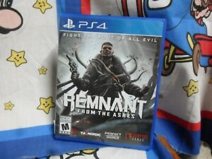 Playstation 4 Remnant From The Ashes Game
