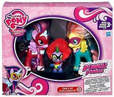 My Little Pony Power Ponies Figure Pack - Twilight Sparkle, Fluttershy, Spike