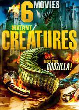 Mutant Creatures: 6 Movies (DVD, 2014, 2-Disc Set)