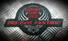Hells Angels, Support 81, Big Red Machine patch