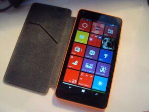 MICROSOFT Lumia 640 LTE 8GB 8MP Skype Mobile Windows  WIFI ON VODAFONE,LEBARA