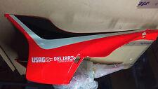 AP 8249119 CARENA SOTTO PIANALE APRILIA RS 50cc '99 '05 copri reggi sella rosso