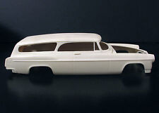 Jimmy Flintstone 1955 Chrysler C300 Wagon Resin Body  #283