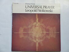 PANUFNIK Universal prayer LEOPOLD STOKOWSKI  UNICORN RHS 305