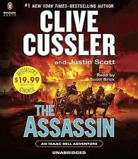 The Assassin by Clive Cussler (CD-Audio, 2016)