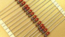 25pc Philips 560 ohm 2W 2 watt 5% Axial Metal Film Resistor PR02 560R