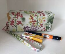 Insulin Diabetes Medical Supplies Insulated Storage Epipen Case, Medical Bag