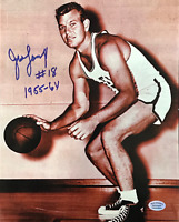 Copy of Jim Loscutoff Autographed 8x10 Photo Boston Celtics