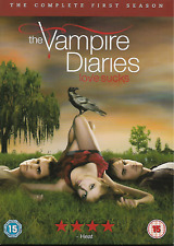 THE VAMPIRE DIARIES - 5 DVD set - Season 1 - DVD Zone 2 - UK